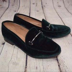 Charming Charlie Shoes - Green flats
